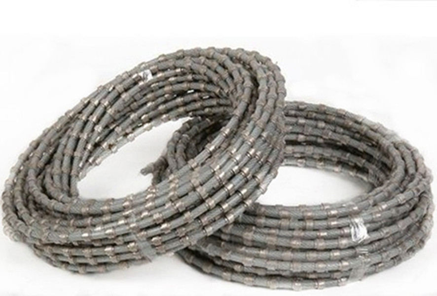 Diamond wire for Marble squaring/profiling